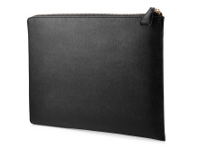 HP Spectre 13.3 Split Leather Sleeve, left facing, back HP20160325904