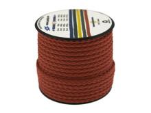 Poly-Light-8 röd, 4 mm x 12 m, spole