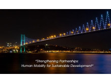 Bridging is at the heart of this years Global Forum on Migration and Development in Istanbul.