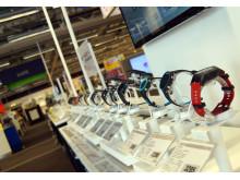 Wearables - träningsklockor och aktivitetsarmband