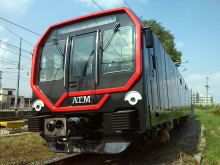 Metro Leonardo produced by Hitachi Rail Italy