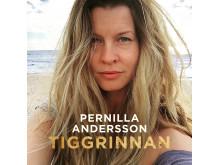 "Omslag, Pernilla Andersson, ""Tiggrinnan"""