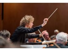 Santtu-Matias Rouvali, Chief Conductor of the Gothenburg Symphony.