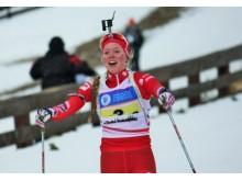 Karoline Erdal,stafett ungdom kvinner,junior-vm 2016