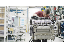 High res image - Cox Powertrain - CXO300 goes into Production