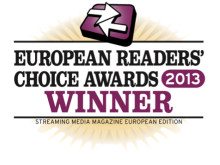 Xstream - Winner of European Readers Choice Awards 2013