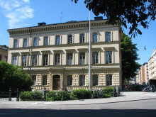 Kungl. Skogs- och Lantbruksakademiens hus, Drottninggatan 95 B, Stockholm