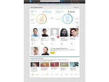 Wer hat sich Ihr Profil angesehen: Screenshot