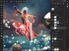 Affinity Photo for iPad: Layers