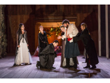 Press photo: Mitridate, Drottningholms Slottsteater 2014