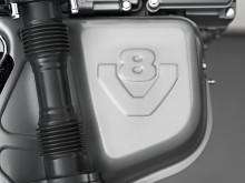 Stor brændstofbesparelse med nye V8-motorer