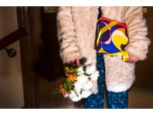 Grönstedts Trippelpack, present och blommor, horisontell