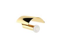 Pomd`or_x_Rosenthal_Equilibrium_Rollenhalter_mit_Deckel_rechts_weiss_Gold