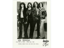 Led Zeppelin pressbild 2