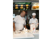 Max Hamburgerrestauranger i final i Arla Guldko® 2011