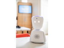 AV1-roboten på London Design Biennale 2018