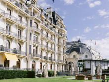 Beau Rivage Palace, Lausanne