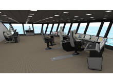 High res image - Kongsberg Maritime - Cruise layout 02