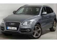 Example of Audi model used [view 2]