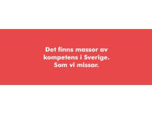 FB det finns massor av kompetens i Sverige
