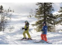 Stöten barn skidåkning 2017/18 7503928