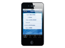 Arlanda flygplats Iphone applikation - Flyginfo