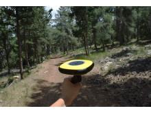 VUZE kamera, gul miljøbilde 2