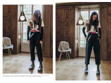 Nitty Gritty lookbook women FW 2016