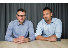 Magnus Nilsson och Fredrik Tauson