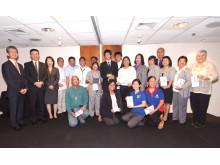 Panasonic Donates More Than 2,300 Solar Lanterns to the Philippines