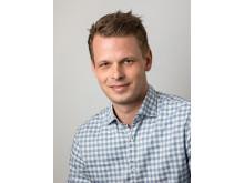 Styreleder Jørgen Lysnes utelukker ikke enda flere gaselle-utmerkelser for vekstbedriften i Larvik. Foto: Erik Skjøldt