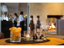 Lounge och bar i anslutning till HF Restaurang & Bar