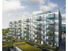 Slutsålt i Veidekkes projekt Central Park och Vikhems trädgårdar