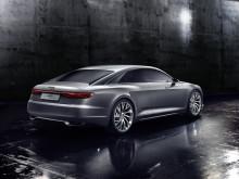 Audi prologue rear side