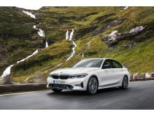 Nya BMW 3-serie Sedan9