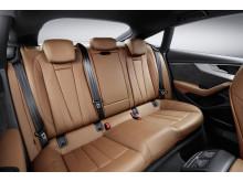 Audi A5 Sportback interiør