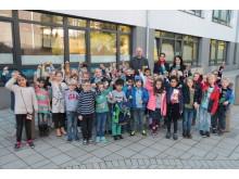 Barmenia BLINKI-Aktion 2018 GS Kruppstraße