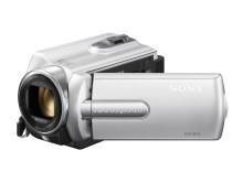 Handycam DCR-SR15E von Sony_Silber_07
