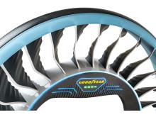 Goodyear AERO – ett konceptdäck för självkörande, flygande bilar