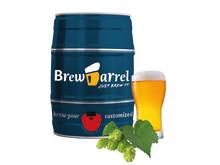 Ölbryggningskit - BrewBarrel (5 liter)