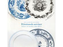 Omslag Rörstrands serviser