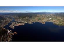 Fjordbyen, LINK arkitektur