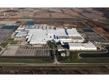 Subaru-fabriken i Indiana, Lafayette, USA