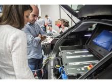 """""""Plugfest E-Mobility"""" på Audi e-tron fabrikken i Bruxelles (3)"""