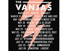 The Vanjas Tour 2018