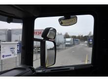 Spejlindstilling er afgørende for trafiksikkerhed