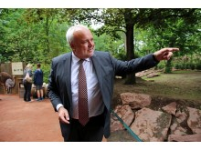 Zoodirektor Prof. Dr. Jörg Junhold führt persönlich durch Südamerika