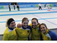 Sveriges damlag i Universiaden i Trentino