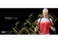 Klæbo Gold