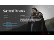 RiksTV NRK Nett-TV - Game of Thrones